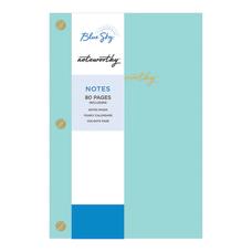 Blue Sky Noteworthy Notebook 5 34