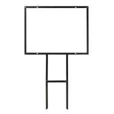Metal Frame For Custom Outdoor Signs