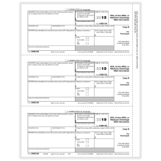 ComplyRight 5498 SA Laser Tax Forms
