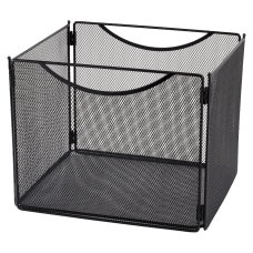 Safco Mesh Desktop File Box Letter