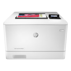 HP Color LaserJet Pro M454dn Color