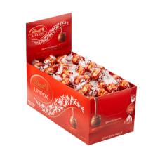 Lindor Milk Chocolate Truffles 508 Oz