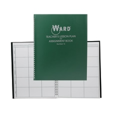 Ward 6 Period Teacher Plan Books