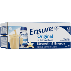 ENSURE PLUS Original Vanilla Meal Replacement