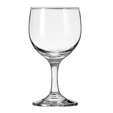 Libbey Embassy Wine Glasses 85 Oz