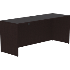 Lorell Essentials 72 W Credenza Desk