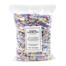 SweeTarts Candy Rolls 3 Lb Bag