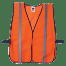 8020HL Orange Non Certified Standard Vest