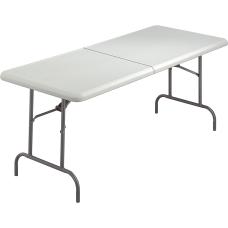 SKILCRAFT Blow mold Bi folding Table