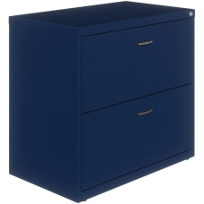 Lorell 36 W Lateral 2 Drawer