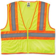 Ergodyne GloWear Safety Vest 8229Z Economy