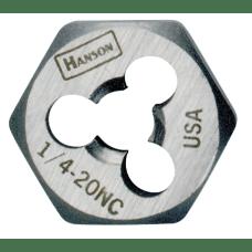 Re threading Hexagon Fractional Dies Right