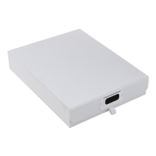 See Jane Work Document Box White