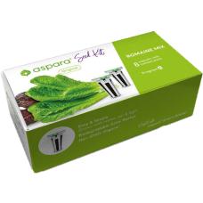 Aspara Romaine Mix Seed Kit Kit