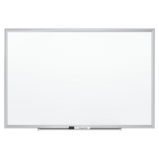 Quartet Magnetic Porcelain Dry Erase Whiteboard