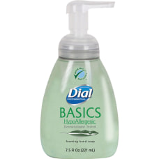Dial Basics HypoAllergenic Foaming Hand Soap