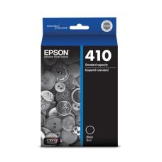 Epson 410 Claria Premium Black Ink