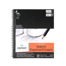 Canson Universal Heavyweight Sketch Pads 11