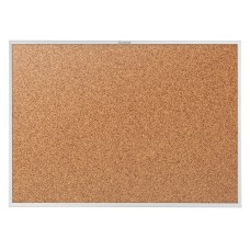 Quartet Classic Cork Bulletin Board 18