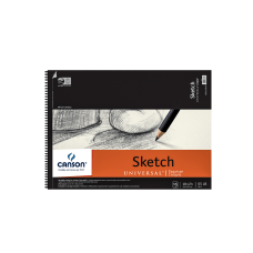 Canson Universal Heavyweight Sketch Pads 18