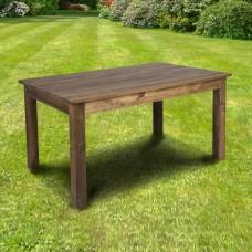 Flash Furniture Rectangular Pine Farm Dining
