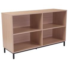 Flash Furniture 30 H 4 Shelf