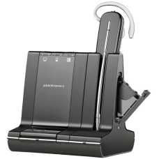 Plantronics Savi W745 DECT Wireless Over