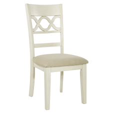 Office Star Carmona Dining Chairs Antique