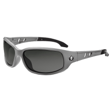 Skullerz Valkyrie Safety Glasses Medium Gray