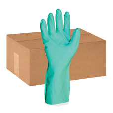 ProGuard Flock Lined Nitrile Gloves Small