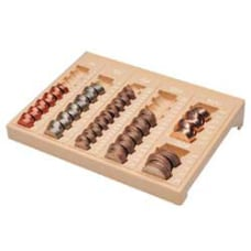MMF Industries Coin Organizer Beige