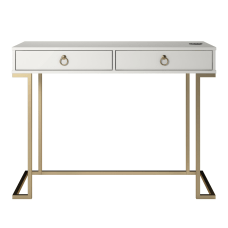 Ameriwood Home Serenity Writing Desk White