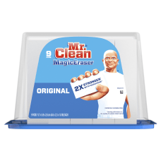 Mr Clean Magic Eraser Original Cleaning