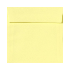 LUX Square Envelopes With Moisture Closure