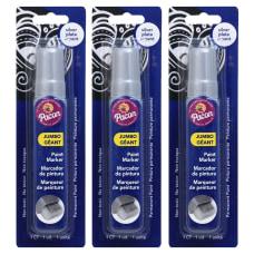 Pacon Jumbo Markers 58 Nib Silver