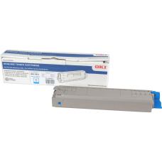 Oki 3580617 Cyan Toner Cartridge