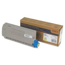 Oki 3580643 Yellow Toner Cartridge