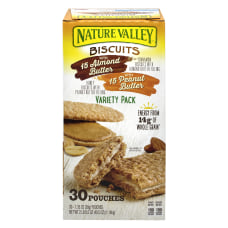 NATURE VALLEY Biscuits Variety Pack 135