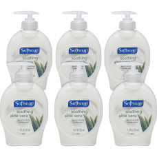 Softsoap Liquid Hand Soap Pump Soothing