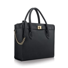 Solo Madison 156 Laptop Tote Black