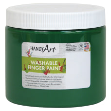 Handy Art Washable Finger Paint 16