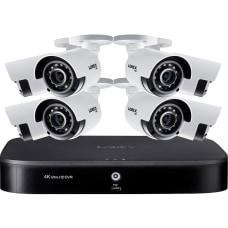Lorex DK182 88CAE DVR cameras wired