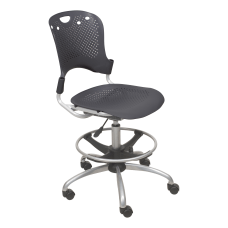 MooreCo Circulation Stool For SitStand Desks