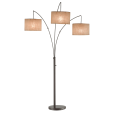 Adesso Trinity Arc Floor Lamp 82
