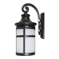 Euri Classic Wall Lantern 1200 Lumens