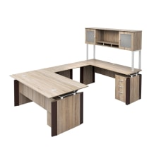 Forward Furniture Allure Double Pedestal U