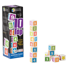 Learning Resources 10 To The Top