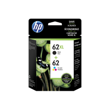 HP 6262XL BlackTricolor Ink Cartridges N9H67FN