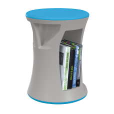 MooreCo Hiearchy Flipz Stacking Rocking Stool