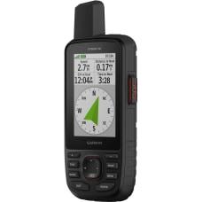 Garmin GPSMAP 66i Handheld GPS Navigator